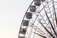 Ferris Wheel justo Fotos de archivo