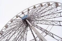 Ferris wheel in Kaliningrad. Royalty Free Stock Image