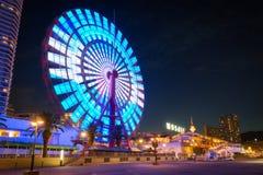 Ferris wheel of Kobe Harborland Stock Image