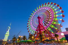 Ferris Wheel in Kobe Royalty Free Stock Image