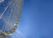 Ferris Wheel at Les Tuileries Royalty Free Stock Photo