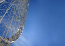 Ferris Wheel at Les Tuileries. Ferris Wheel in the Jardin des Tuileries Royalty Free Stock Photo