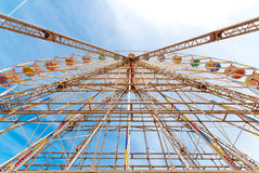 Ferris Wheel Royalty Free Stock Photo