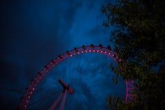 Ferris Wheel at London Stock Photography