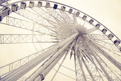 Ferris Wheel, Luna Park Stock Images