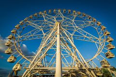 Ferris wheel at the Mall of Asia, in Pasay, Metro Manila, The Ph. Ilippines royalty free stock image