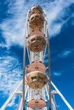 A ferris wheel on a market Stock Photo