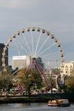 Ferris Wheel in Melbourne, Australia Royalty Free Stock Photos