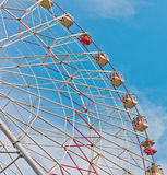 Ferris wheel in Moscow Stock Photos