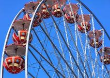 Ferris Wheel na lucerna, Suíça Fotos de Stock Royalty Free