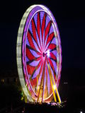 Ferris Wheel nachts II stockfotos