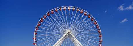 Ferris wheel at Navy Pier, Chicago, IL Stock Images