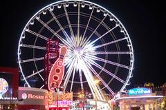 Ferris Wheel in Niagara Falls royalty free stock image