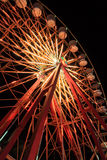 Ferris Wheel at night Royalty Free Stock Photography