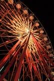 Ferris Wheel at night Royalty Free Stock Photography