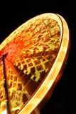 Ferris wheel in the night. Cool ferris wheel in the night Royalty Free Stock Image
