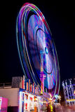 Ferris Wheel At Night Stockfotografie