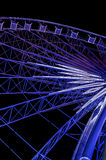 Ferris wheel in night Stock Photo