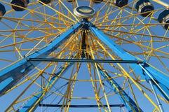 Ferris Wheel on North Carolina State Fair Royalty Free Stock Photos