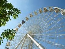 Kiev. Ferris wheel. stock photos
