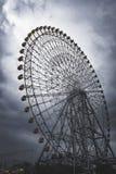 Ferris Wheel a Osaka fotografia stock