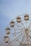 Ferris wheel over Royalty Free Stock Photo