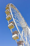 Ferris wheel in Paris Stock Images