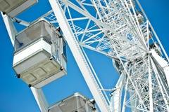 Ferris wheel in Paris Stock Images