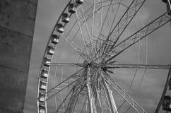 Ferris Wheel. In Paris, 2014 Royalty Free Stock Image