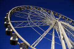 Ferris wheel in Paris, France Royalty Free Stock Photography