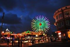 Ferris Wheel Park Royalty Free Stock Photography