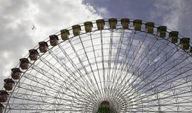 Ferris wheel in park Stock Photography