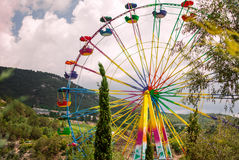 Ferris wheel Royalty Free Stock Images