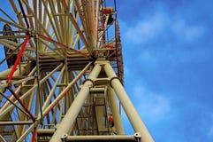 Ferris Wheel. In park in Minsk, Belarus Royalty Free Stock Images