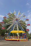 Ferris Wheel in park Royalty Free Stock Photo