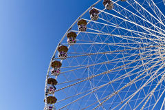 Ferris wheel in a park in Vienna Royalty Free Stock Photo