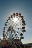 Ferris Wheel, parque de diversões do beira-mar, Escócia Imagens de Stock