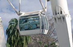 Ferris wheel. stock image