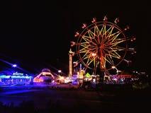 Ferris wheel in perris stock photos