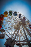 Ferris Wheel. This photo shows a colorful ferris wheel Stock Image