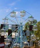 Ferris wheel in PlearnWan Royalty Free Stock Photos
