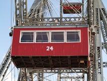 Ferris wheel - prater vienna Stock Photography