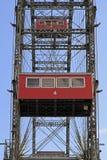 Ferris wheel - Prater, Vienna. Riesenrad - ferris wheel, Prater - Vienna, Austria Stock Image