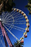 Ferris Wheel - retrato Foto de Stock