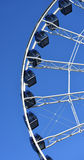 Ferris Wheel Ride Royaltyfri Bild