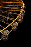 Ferris wheel in Rimini Italy Stock Photo
