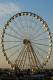Ferris wheel in Rimini Royalty Free Stock Photo