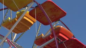 Ferris Wheel vídeos de arquivo