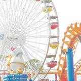 Ferris Wheel fotografia de stock royalty free