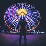 Ferris Wheel immagine stock